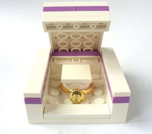 Топ-12: самые оригинальные коробочки для помолвочных колец