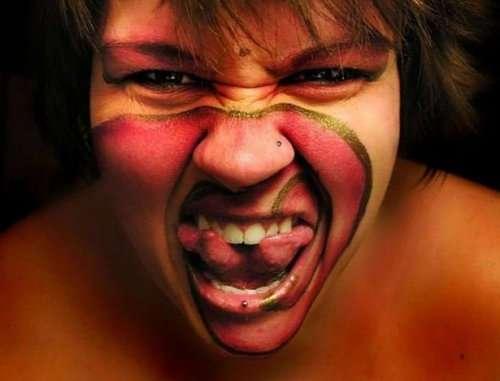 Жуткие модификации тела, которые заставят вас вздрогнуть (22 фото)