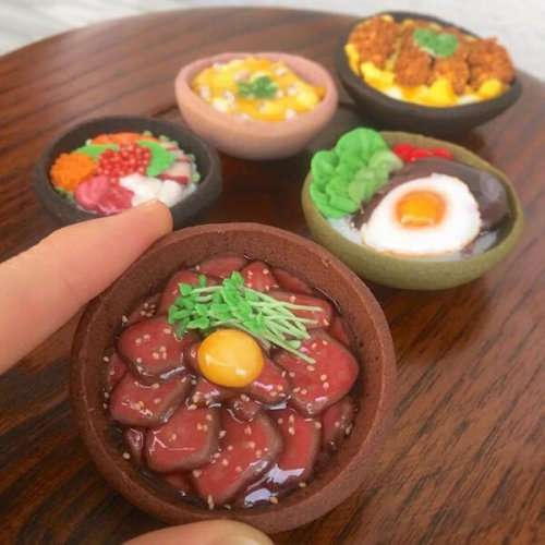 Крошечные обеды от Масако, которые на самом деле являются печеньем (11 фото)