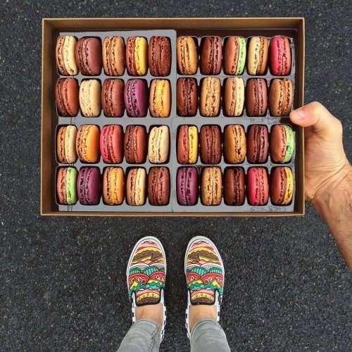 Десерты парижского кондитера Таля Шпигеля (30 фото)