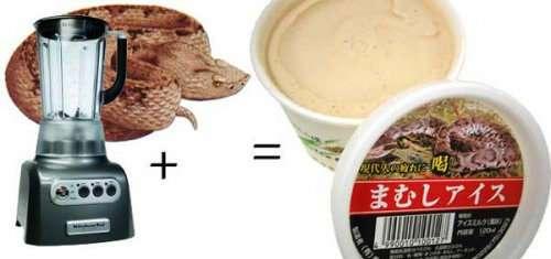 Топ-10: самое отвратительное в мире мороженое