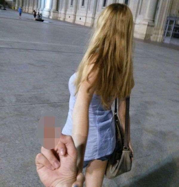 Неудачные романтические снимки (11 фото)