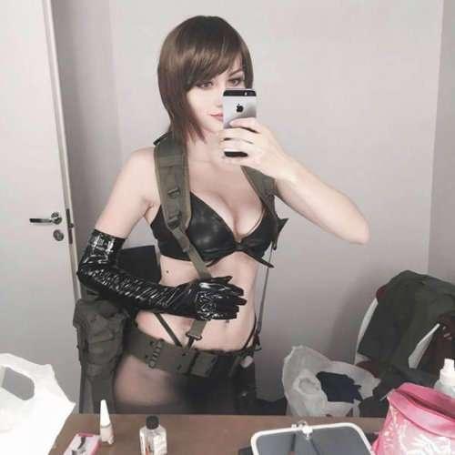Сексуальные косплейщицы (30 фото)