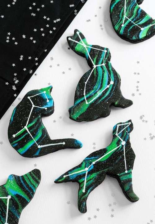 Космические печенья от Хизер Бэйрз (6 фото)