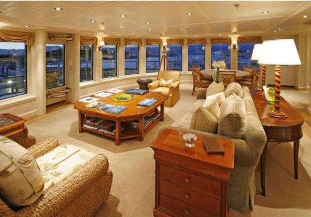 Яхта за 160 миллионов баксов (18 фото)
