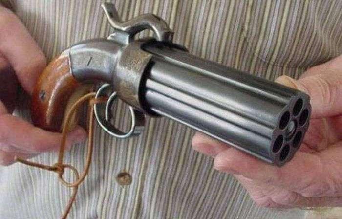 Редкие экземпляры оружия (26 фото)
