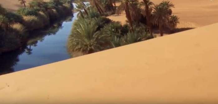8 самых странных находок в пустыне Сахара