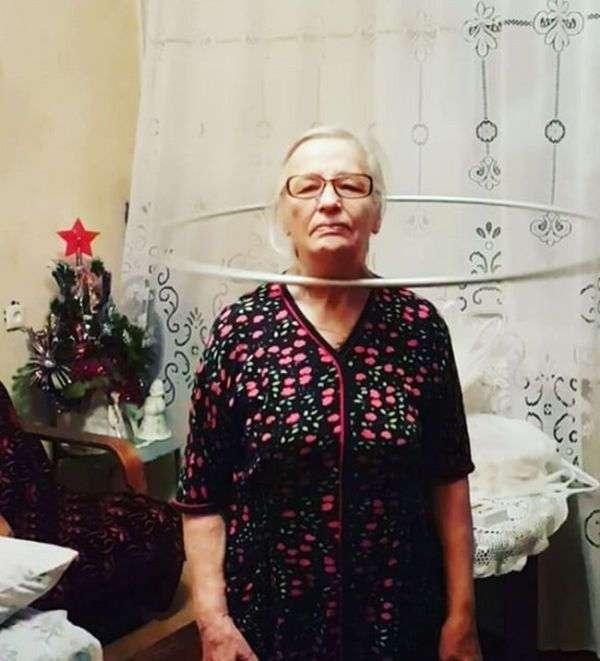Крутые бабушки (17 фото)