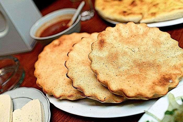 Национальная грузинская кухня
