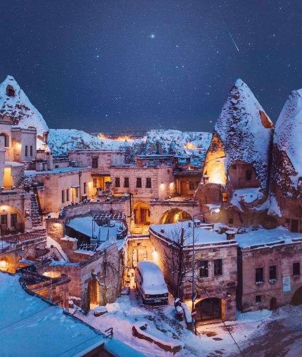 Красоты Каппадокии (21 фото)