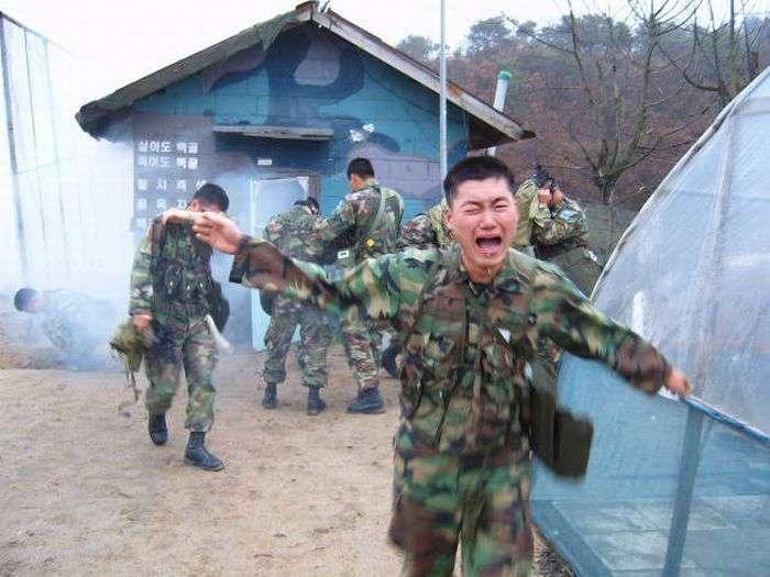 Армейские приколы (59 фото)
