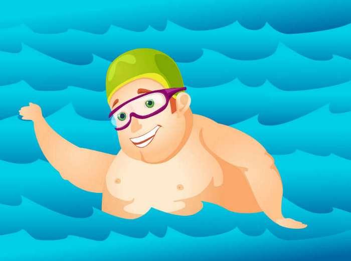 8 типов и типчиков, которые ты обязательно встретишь, записавшись в бассейн
