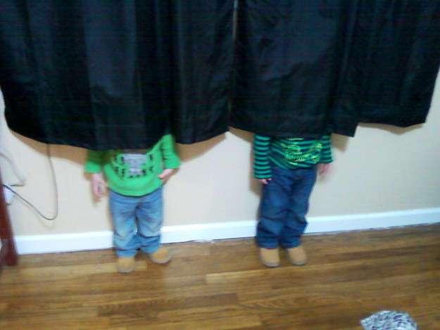 Дети &8211; боги маскировки. 21 доказательство