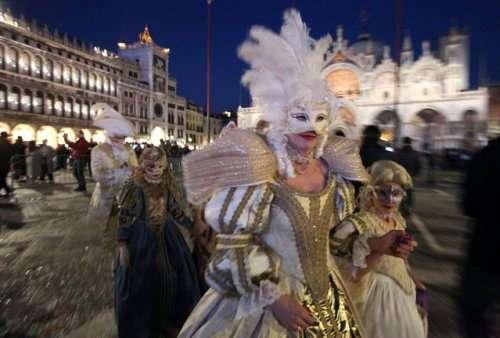 Венецианский Карнавал 2017 года