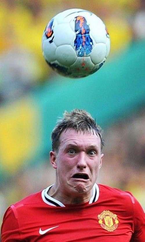 Забавные спортивные моменты (24 фото)