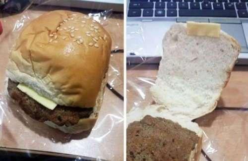 Ожидание vs. реальность: еда (38 фото)