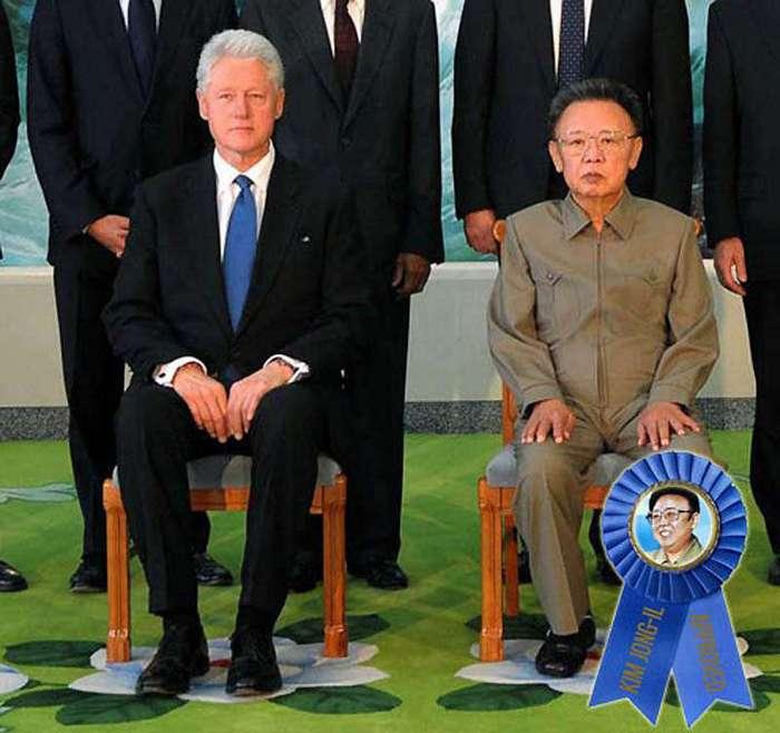 Жареная ослятина, Даффи Дак и еще 8 вещей, которые любил Ким Чен Ир