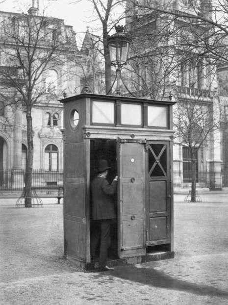 Писсуар де Пари: удивительно продуманные для XIX века общественные туалеты Парижа