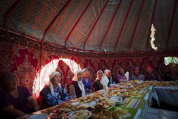 Краденые невесты Кыргызстана