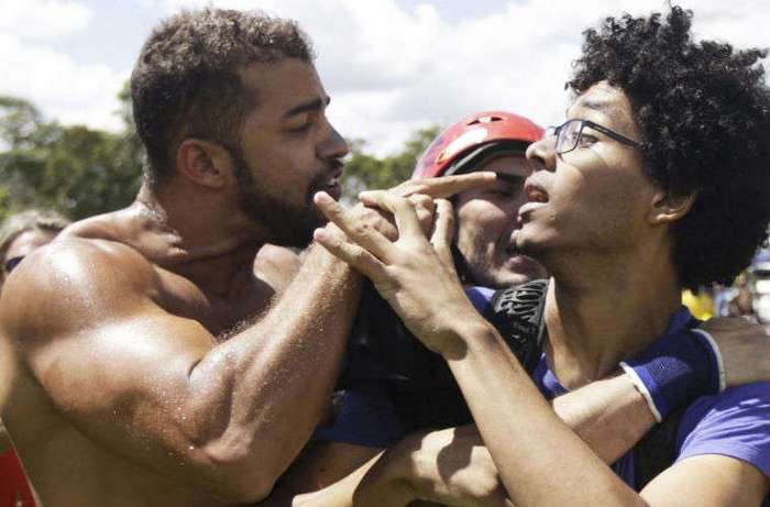 Чего нельзя делать в Бразилии