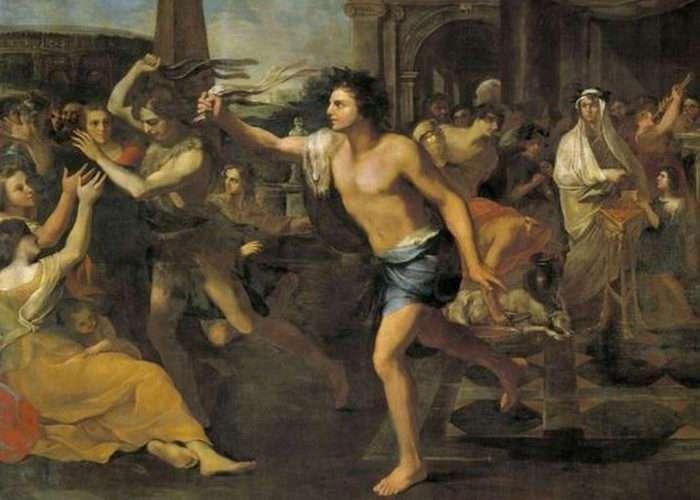 Древнеримеский фестиваль Луперкалии – предтеча Дня святого Валентина