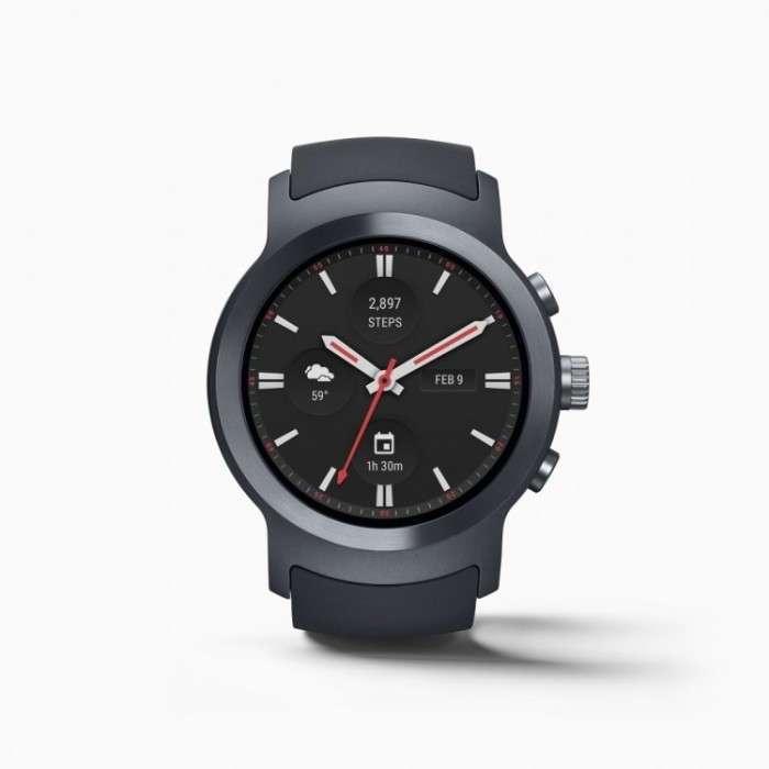 Часы нового поколения LG Watch Style для всех и каждого, на всякий день и случай