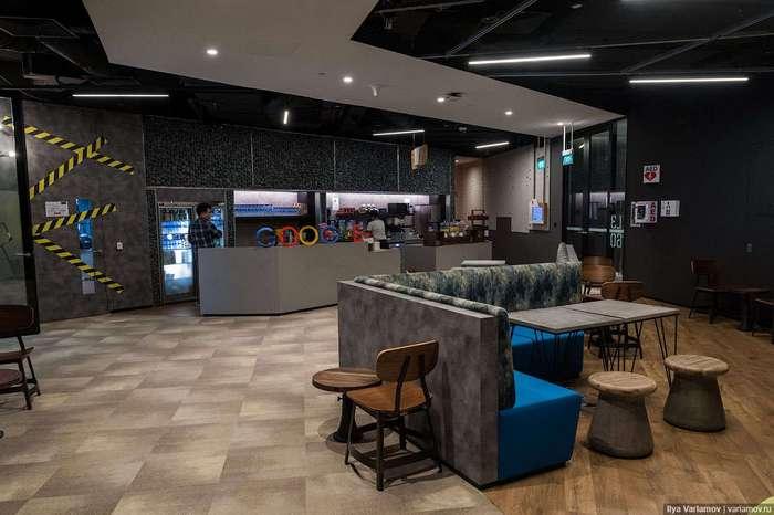 Офис Google в Сингапуре: хотели бы здесь работать?