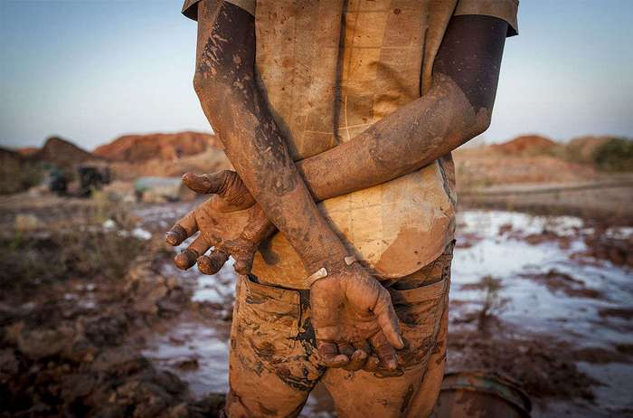 Золотая лихорадка в Буркина-Фасо