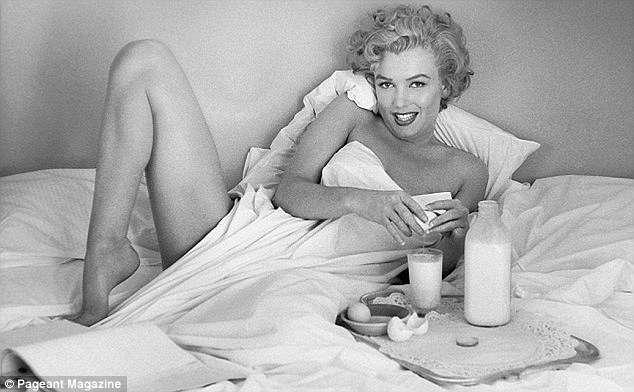 Экстремальные и нелепые диеты старого Голливуда: ленточные черви и бутерброды на 8000 калорий