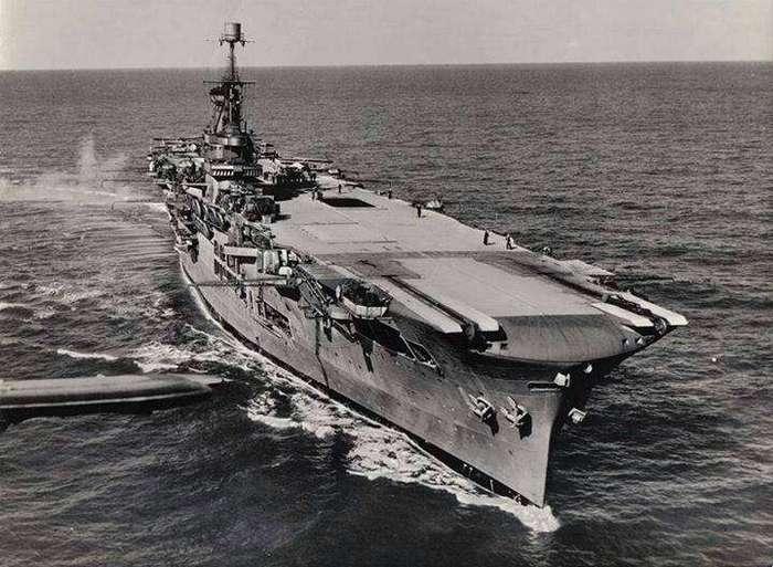 10 легендарных военных кораблей, изменивших представление о ВМФ
