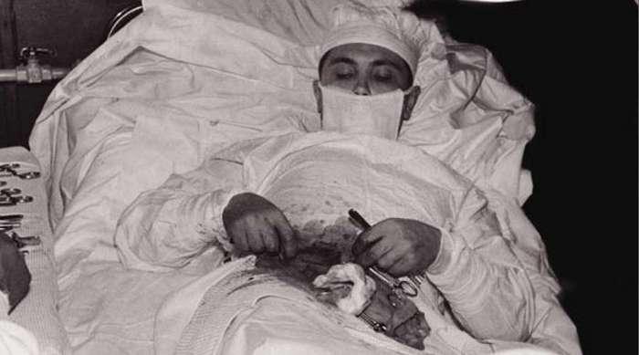 Леонид Рогозов: история легендарного врача
