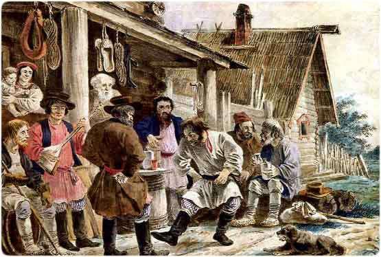 7 Главных заблуждений о жителях русских городов