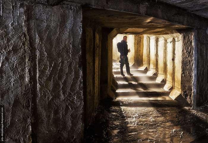 Подземный ручей Кадетская роща