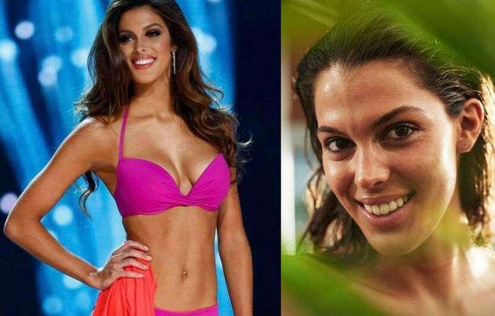 Как выглядят участницы -Мисс Вселенная — 2016- без макияжа