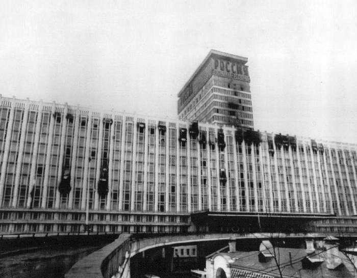 40 лет назад сгорел символ СССР
