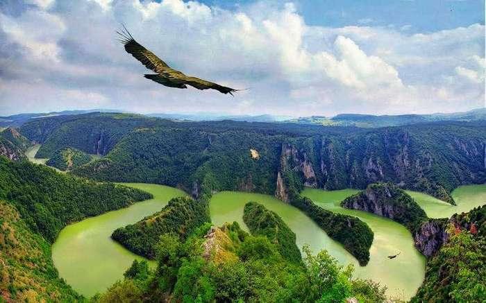 Райские ущелья мира