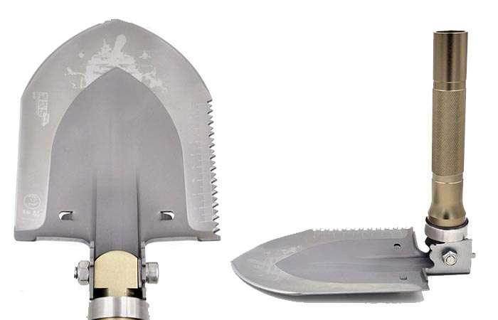 Многофункциональная лопата, которая станет настоящим подарком для дачника