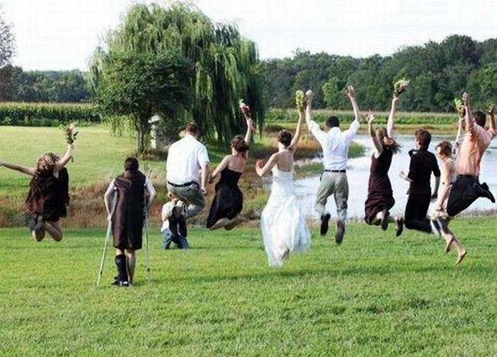 18 курьезных свадебных моментов, о которых хочется поскорее забыть, но не получается