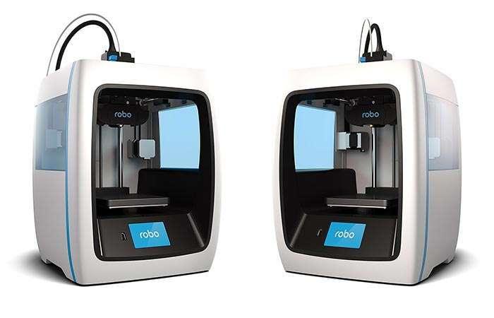 Robo 3D Printer - первый принтер по демократичной цене, который сможет себе позволить каждый