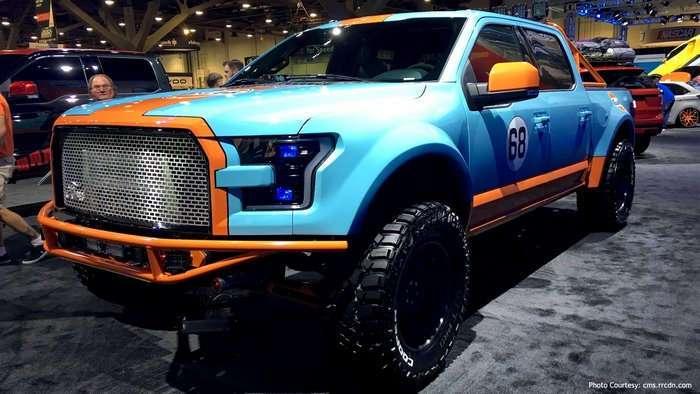 7 дерзких кастомных автомобилей Ford, которые приведут в восторг ценителей эксклюзивного дизайна