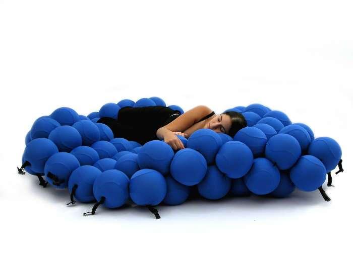 15 действительно удобных кроватей с шокирующе оригинальным дизайном