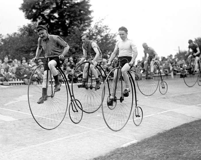 10 любопытных фактов из истории велосипедов, о которых не знаю даже фанаты -покатушек-