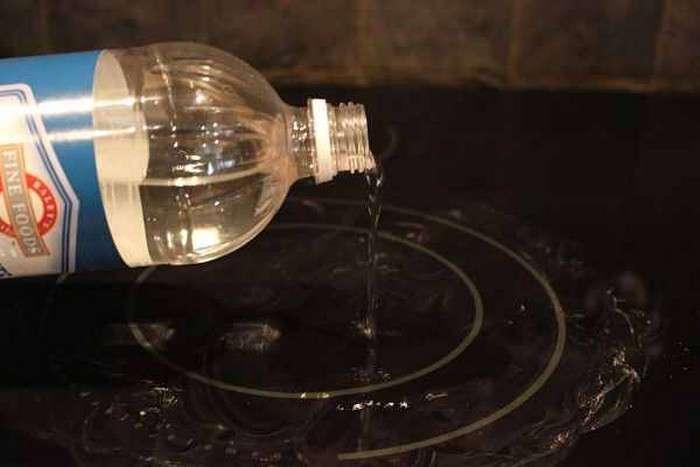 Как эффективно очистить электрическую варочную панель: очень оригинальный лайфхак