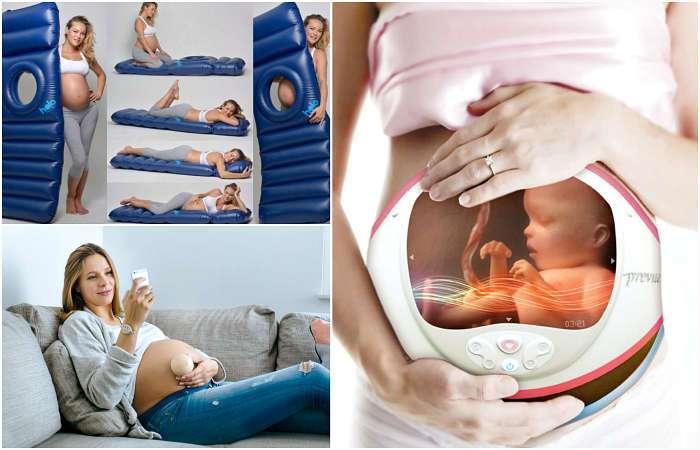 В ожидании чуда: 12 гениальных изобретений для женщин, которые готовятся стать мамами