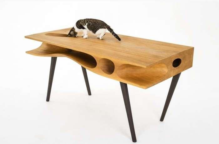 Сумасшедшая мебель: 20 дизайнерский идей, которые поражают воображение