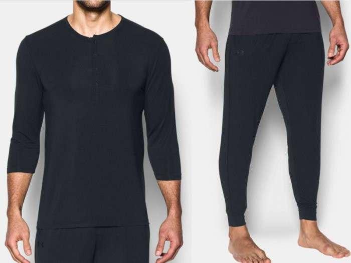 Вы спите – она работает: создана пижама, которая -ремонтирует- тело во время сна