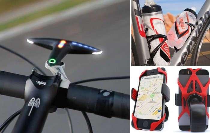 8 полезных гаджетов, которые обязательно пригодятся во время велосипедных прогулок