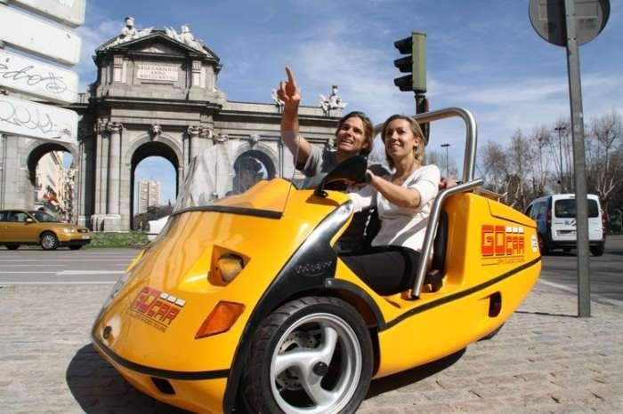 7 самых необычных видов транспорта, в существование которых сложно поверить