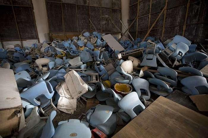 Всего лишь полгода: Олимпийские объекты в Рио в катастрофическом упадке