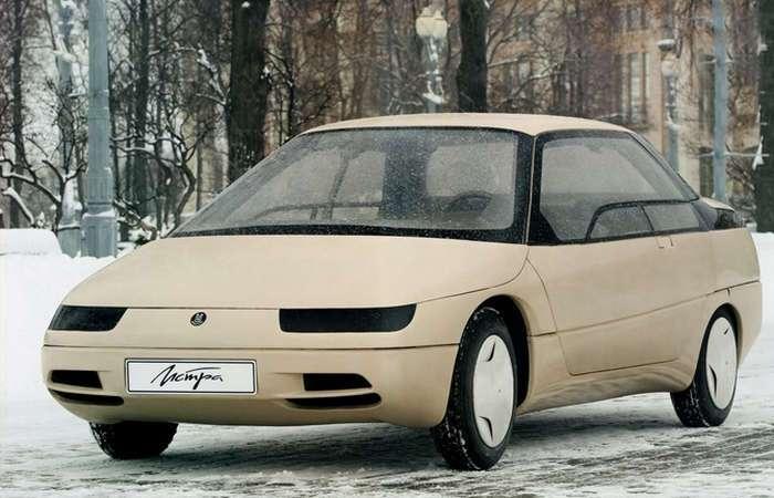 10 неизвестных советских автомобилей, которые не попали в серийное производство